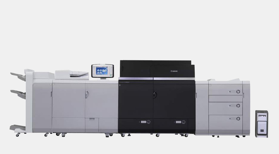 Canon C10000VP naar Print Service Ede